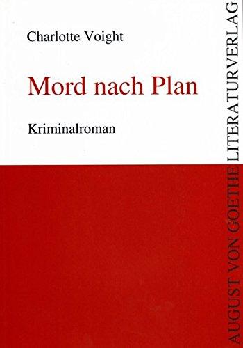 9783865489388: Mord nach Plan