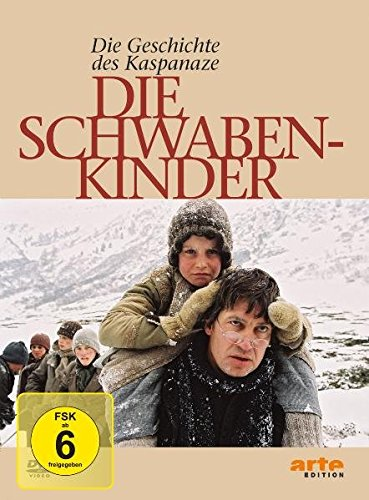 9783865492913: Die Schwabenkinder, 1 DVD-Video