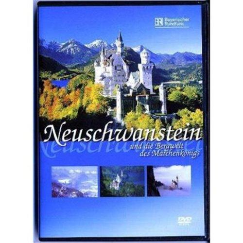 9783865493378: Neuschwanstein und die Bergwelt des M�rchenk�nigs, 1 DVD-Video, dtsch. u. engl. Version