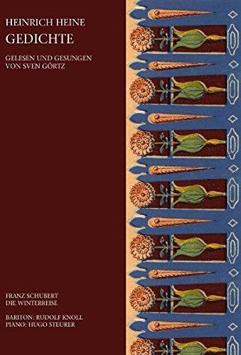 9783865494276: Gedichte / Die Winterreise. 2 CDs: Hörbuch und Musik-CD