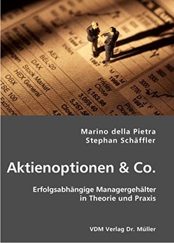 9783865502919: Aktienoptionen & Co.