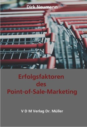 9783865505811: Erfolgsfaktoren des Point-of-Sale-Marketing
