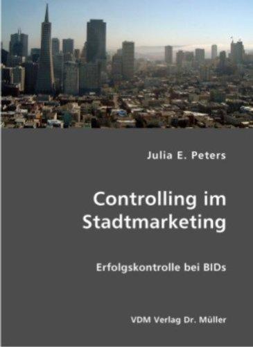 9783865509710: Controlling im Stadtmarketing