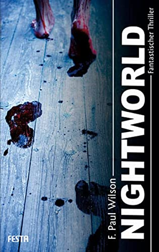 9783865520944: Nightworld: Fantastischer Thriller