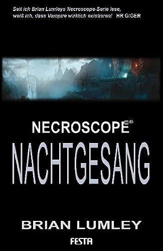 9783865521118: Necroscope 11. Nachtgesang: Fantastischer Thriller