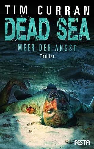 9783865522559: DEAD SEA - Meer der Angst