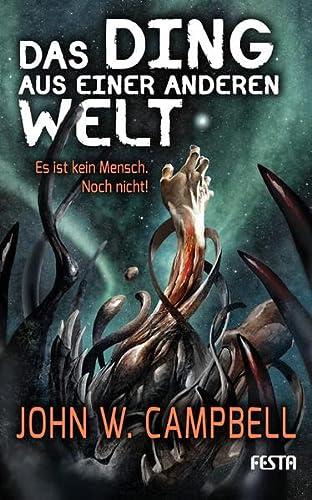 9783865524324: Das Ding aus einer anderen Welt & Parasite Deep: Zwei Monster-Thriller in einem Band