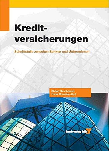 Kreditversicherungen: Stefan Hirschmann