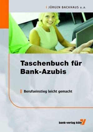 9783865561015: Taschenbuch f�r Bank-Azubis