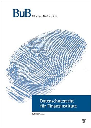 Datenschutz für Kreditinstitute: Daniel Hoffmann
