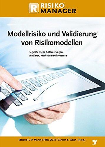 9783865563811: Modellrisiko und Validierung von Risikomodellen