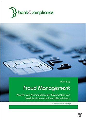 Fraud Management: Dirk Scherp