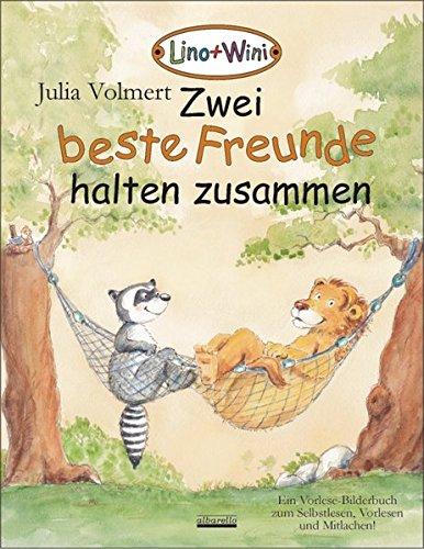 9783865590855: Zwei beste Freunde halten zusammen: Eine Vorlese-Bilderbuch über Lino und Wini