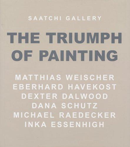 Triumph of Painting: Matthias Weischer Eberhard Havekost,: Saatchi Gallery