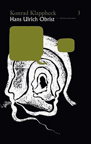 9783865600356: Hans Ulrich Obrist & Konrad Klapheck: The Conversation Series: Volume 3