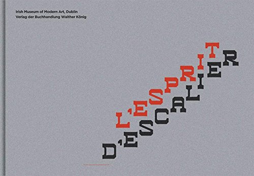 9783865602107: Thomas Demand: L'Esprit d'Escalier