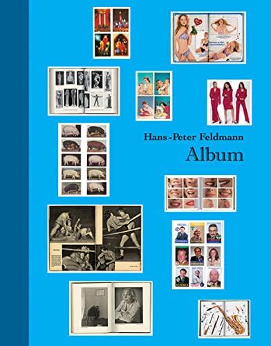 Hans-Peter Feldmann. Album: Hans-Peter Feldmann