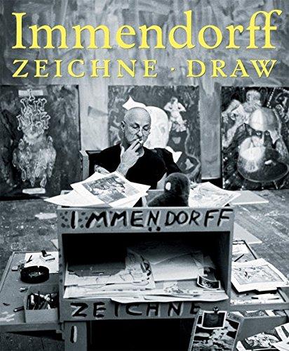 Zeichne Draw Arbeiten Aus Seinem Archiv Works: Jorg Immendorff, Christoph