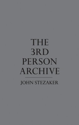 9783865603715: The Third Person Archive: John Stezaker