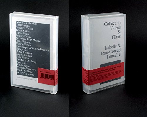 Collection Videos & Films Isabelle & Jean-Conrad Lemaitre: Walther KÃ nig, KÃ ln