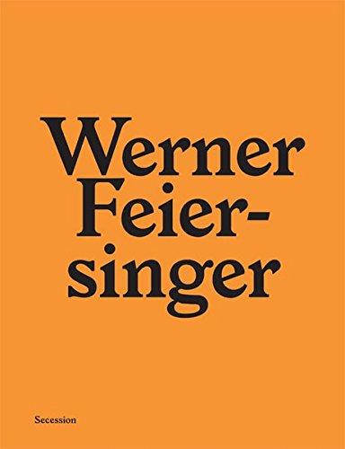 9783865604507: Werner Feiersinger Secession