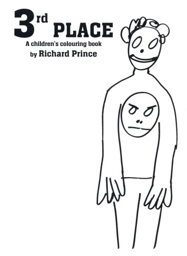 9783865604927: 3rd Place: A Children's Coloring Book
