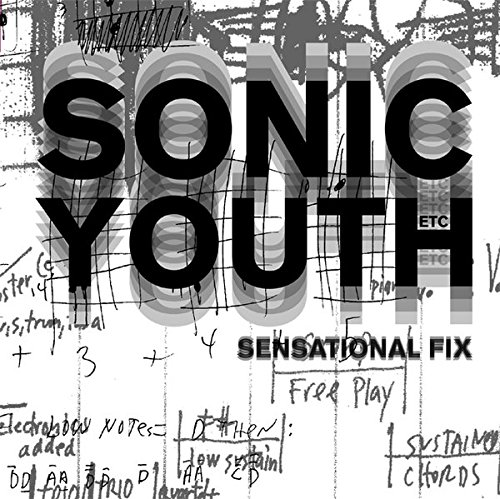 Sonic Youth: Sensational Fix (3865605397) by Thurston Moore; Kim Gordon; Lee Ranaldo; Vikki Alexander; Jutta Koether; Mike Kelley; John Miller; Richard Hell