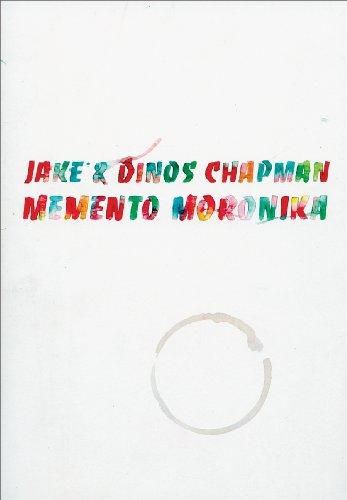 9783865605825: Jake & Dinos Chapman: Memento Moronika