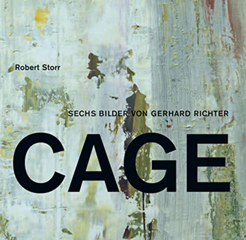 9783865605917: Gerhard Richter: Cage - Paintings/Bilder (German Edition)