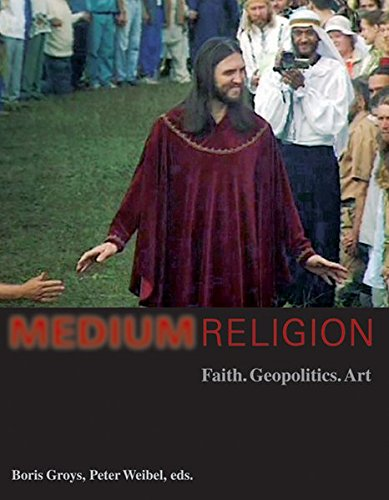 9783865606044: Medium Religion: Faith, Geopolitics, Art