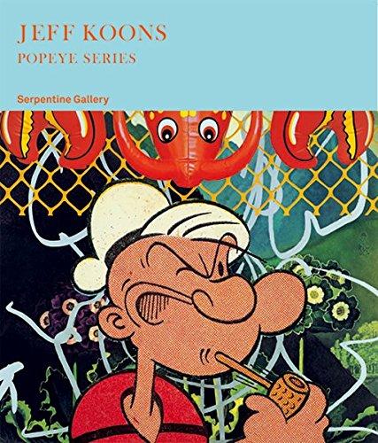 9783865606662: Jeff Koons: Popeye Series