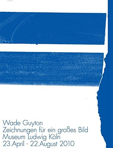 9783865608147: Wade Guyton: Drawings for a Big Picture