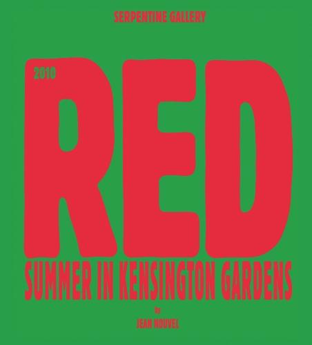 Red Summer in Kensington Gardens by Jean: Peyton-Jones, Julia (con);