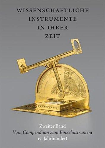 Wissenschaftliche Instrumente in ihrer Zeit Band 2 - Kern, Ralf