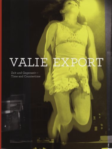 9783865608741: Valie Export: Time & Countertime
