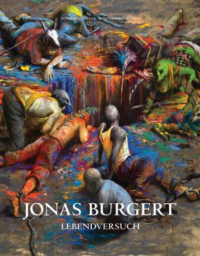 JONAS BURGERT: LEBENDVERSUCH.: BURGERT, Jonas, Daniel