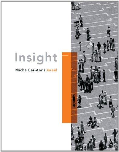 9783865609823: Micha Bar-Am's Israel: Insight