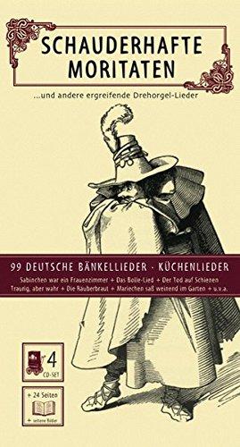 9783865622020: Moritaten-Küchenlieder