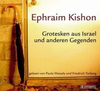 9783865625601: Grotesken aus Israel. CD