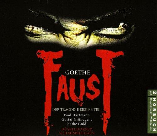 Faust, Der Tragödie erster Teil, 2 Audio-CDs: Johann W. von