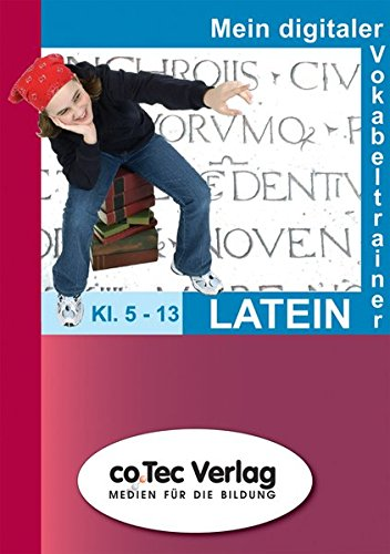 9783865630872: Mein digitaler Vokabeltrainer LATEIN. CD-ROM f�r Windows 98/NT/2000/XP