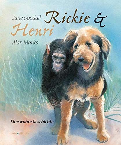Rickie & Henri (9783865660022) by Jane Goodall