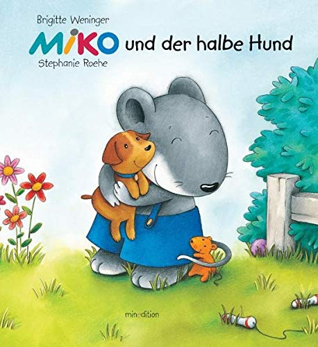9783865660152: Miko und der halbe Hund