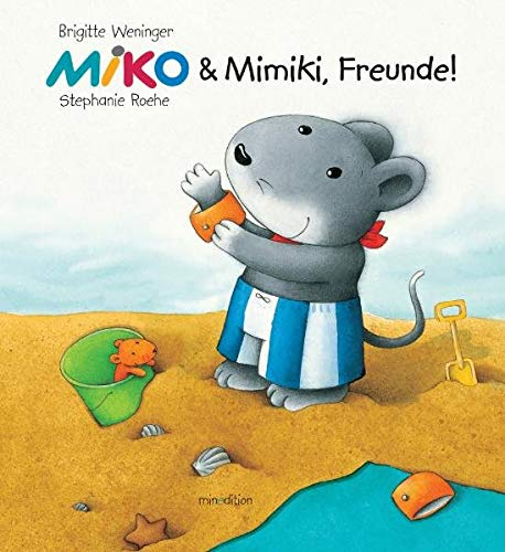 Miko & Mimiki, Freunde! (3865660169) by Brigitte Weninger
