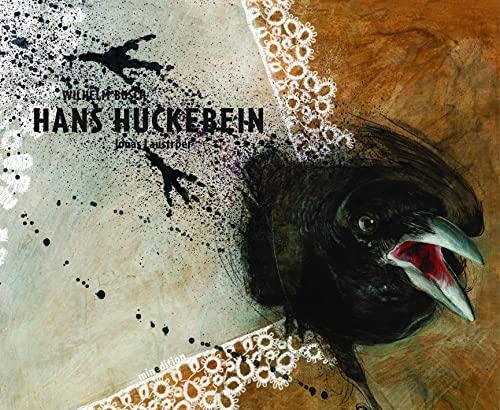 Hans Huckebein: Jonas Laustrà er Wilhelm Busch