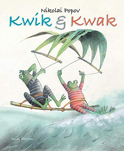Kwik und Kwak: Optimist und Pessimist: Nikolai Popoiv