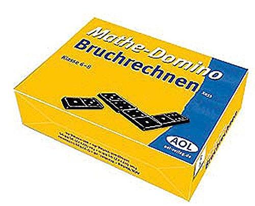 9783865670335: Mathe-Domino: Bruchrechnen Klasse 6 - 8