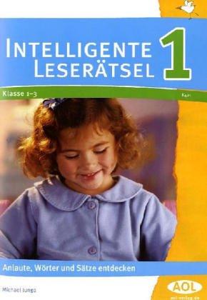 9783865674210: Intelligente Leserätsel 1