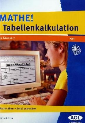 9783865674265: Mathe! Tabellenkalkulation