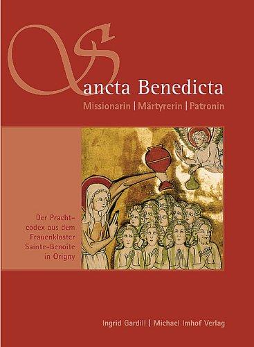 9783865680242: Sancta Benedicta